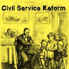 This lesson will not only provide you with a web quest but also discussion and extension lesson activities. The bulk of this lesson requires students to read information from a primary source found online as a means of building their background knowledge about the topic. Students will show their understanding by answering various open-ended questions related to the Civil Service Reform.