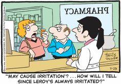 Today's funniest #funny | The Lockhorns | Free online comics by Comics Kingdom ™ - OregonLive.com