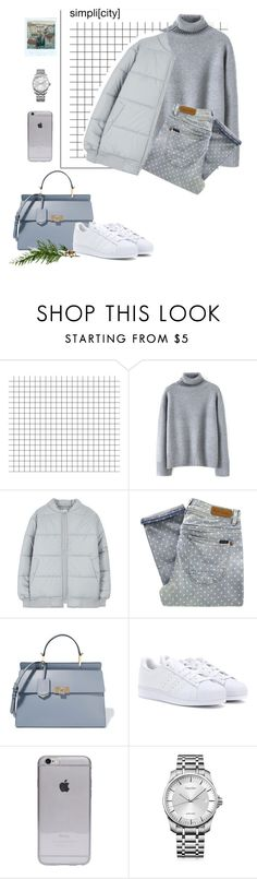 """WINTER"" by studio9 ❤ liked on Polyvore featuring Paul by Paul Smith, Balenciaga, adidas Originals, Calvin Klein and Polaroid"