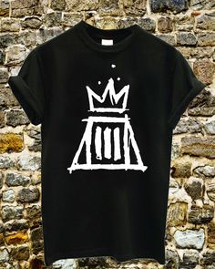 monumentour Paramore Tee Shirt Black and White by pgupmydream, $18.77