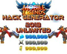 Mobile Legends Bang Bang Diamonds Hack 2018 - Get 9999999 Diamonds No Survey Mobile Legends Bang Bang Hack APK - Unlimited Free Diamonds Mobile Legends Bang Bang Bang-bang Hack - FREE Endless Diamonds Mobile Legends Bang Bang Bangbang Hack Generator Generate unlimited amount of Mobile Legends Bang Bang Diamonds together with This one of a Type generator instrument and never lose a single video game .  Mobile Legends Bang Bang Bang Bang Hack Mobile Legends Bang Bang Cheats Mobile Episode Choose Your Story, App Hack, New Mobile, Online Mobile, Android Hacks, Iphone Mobile, Free Gems, Website Features, Mobile Legends