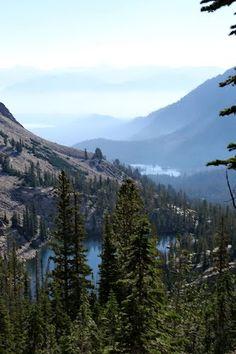 Edith, Farley & Yellowbelly, Idaho Custer