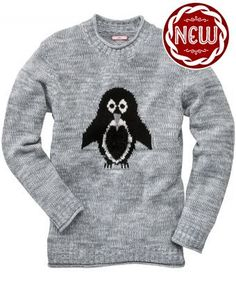 Check this out from joebrowns.co.uk - cute christmas Penguin jumper #JoeBrowns and #WhatIfXmas