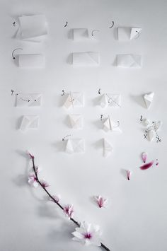 Everlasting #cherryblossoms made of #paper by Photisserie