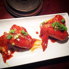 5 am - Korean Gochujang Chicken wings  #closetchef #homecooking #chicago #foodies #chicagofood #foodporn #instafood #yum #chicagofoodie #chicagofoodchats #chicagocraves #goodeatschicago #chicityfoodie #chigram #foodgasm #bestfoodchicago #chicagofoodmag #chicagolife #chicagogram #puregluttony #spoonfeed #foodstagram #eeeeeats #food #foodie #minimalist #gourmetartistry #theartofplating #gastroart by closet_chef
