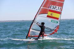 Holanda. Campeonatos del Mundo de Windsurf 2012.
