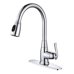 $189.95 CAD - Single Lever Pull Out Kitchen Faucet Chrome