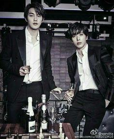 Lee Jong Hyun y YongHwa