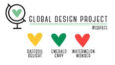 Global Design Project: Global Design Project 073 | Colour Challenge