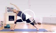 Join Kristin McGee in this heart-pumping morning yoga routine for beginners to start your day with an energy boost—no experience or flexibility required!