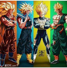 Click the link to watch amazing gameplay series Majin Boo Kid, Cute Anime Couples, Anime Couples Manga, Anime Girls, Foto Do Goku, Goku Drawing, Dragon Ball Image, Art Anime, Neon Genesis Evangelion