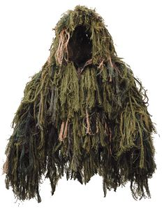 How to make a Ghillie Jacket