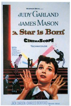 A Star is Born (1954)***Research for possible future project.