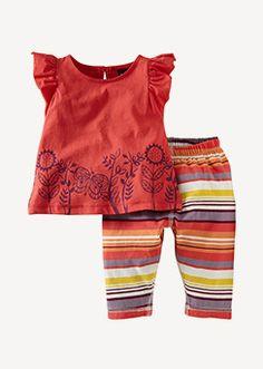 Baby Girl Clothes | Tea Collection