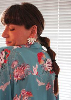 look do dia: kimono e valentino