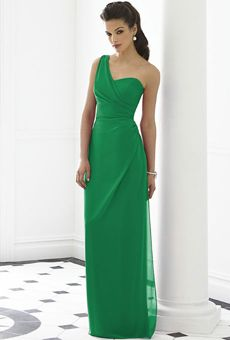 Brides: Kelly Green Bridesmaid Dresses | Wedding Dresses and Style | Brides.com