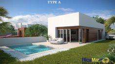 RicaMar Homes Real Estate | New Detached Villas in Villamartin