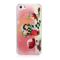 iPhone Pink Case: Free Shipping Dimensional Relief Jimmy Comic Lovers Hard Case for iPhone 5/4/4S