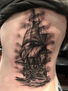 Ship by Lou Bragg