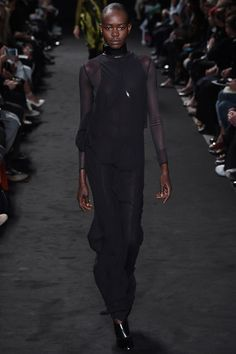 Ann Demeulemeester - Paris Fashion Week SS 2016