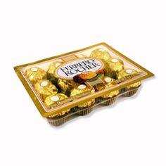 Fine Hazelnut Chocolates - 12 counts