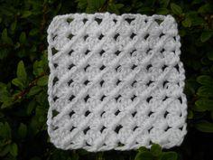 Diagonale granny square