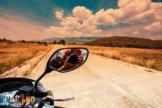 Moped Touren Thailand