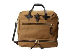 Filson Outfitter Travel Bag Otter Green - Zappos.com Free Shipping BOTH Ways