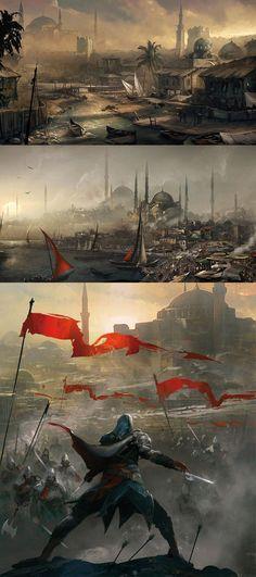 Assassin's Creed 2 Martin Deschambault