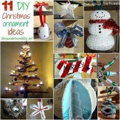 Christmas Decorations ideas Homemade