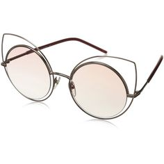 f59f612e4f Buy Marc by Marc Jacobs Womens Cateye Sunglasses