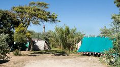 Camping pitches - Camping les Baleines