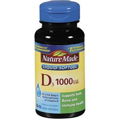 Vitamin D3 increased to 4000IU (was 1000IU 1x daily) - recommended by my Dr. due to border-lining low levels (25 vs 60-80 normal) on my blood test.