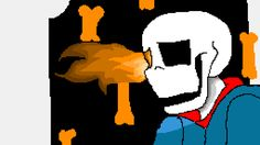papyrus no longer believes in you... to me and my friend this one is pretty smooth what do you think?/ this took me around 6 mins to do enjoy c: