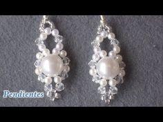 # DIY - Pulsera de perlas y tupis# DIY - Bracelet of pearls and tupis - YouTube