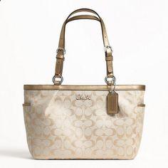 love my coach purse