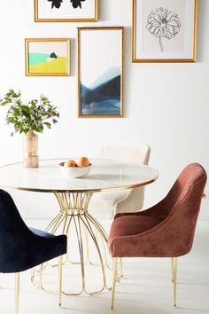 The Coolest Living Room Chairs For Every Budget (all under $1,000) #accentchairs #homedesign #homedecor #modern