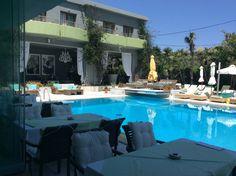 La Piscine Art Hotel, Skiathos....fabulous