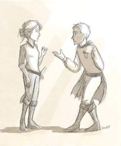 Chaol asking Celaena to dance. SO BEAUTIFUL! :3 ~ Throne of Glass Series