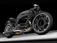Moto Guzzi Big Mono Naked SD Concept.