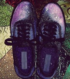 Outer Space shoes