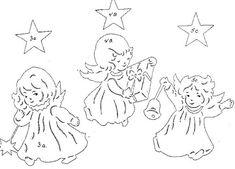 Вычинанки и киригами (Новый год и Рождество) - AngelOlenka - Picasa Web Albums
