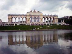 #schönbrunn #glorietta #Vienna #wien #travel #traveling #city #palace #austriatoday