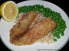 How to cook tilapia, three different ways. Pan fried, grilled and baked.
