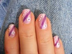 fingernail painting designs - Google Search