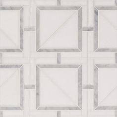Marblesystems Inc. is the leader in quality Thassos White, White Carrara Multi Finish Magra Lattice Marble Mosaics 11 at the lowest price. We have the widest range of MARBLE products, with coordinating deco, mosaic and tile forms. Marble Mosaic, Mosaic Tiles, Marble Floor, Tiling, Wall Tiles, Floor Patterns, Mosaic Patterns, Granite Tile, Travertine