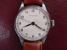 Vintage Longines.   # Pinterest++ for iPad #