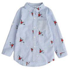 Toddler Baby Kids Girl Flower Tops T-Shirt