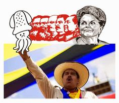 A Casa da Mãe Joana - continuação: Venezuela e MST