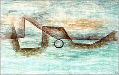 Paul Klee - Hochwasser 1931
